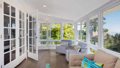 patio home addition